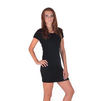 Decentné čierne šaty Nagel - 1
