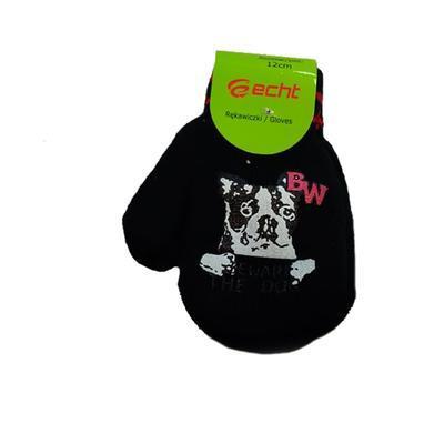 Dětské rukavičky Dog