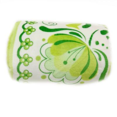 Hřejivá deka Brenda 200 x 230 zelená - 1