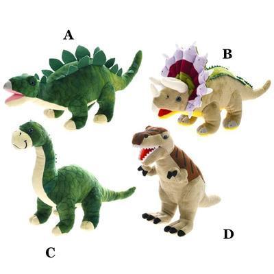 Plyšový dinosaurus 37 cm Osvald