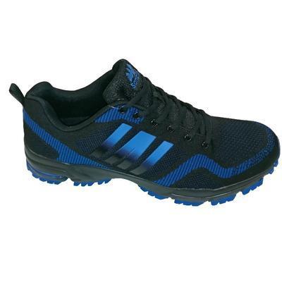Pánské nadměrné botasky Viktor modré