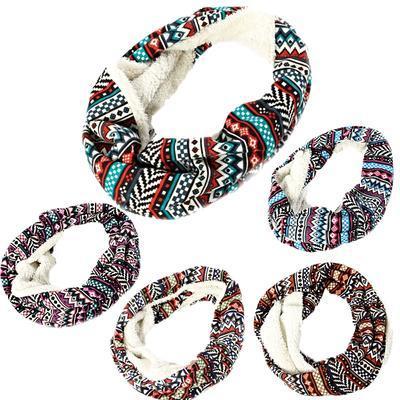 Zimní šátek Barbara - 1