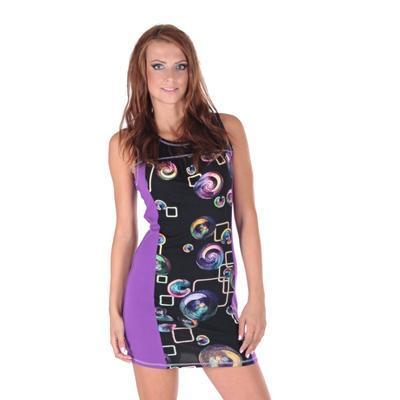 Luxusní letní šaty Lila - 1