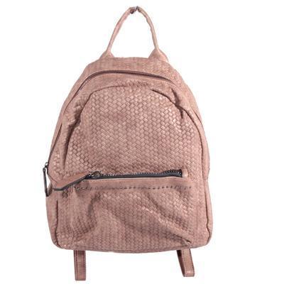 Stylový hnědý batoh Enie - 1