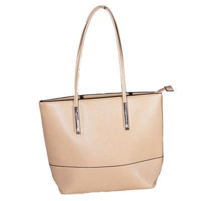 Luxusní krémová kabelka Camila - 1