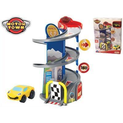 Patrová závodní dráha s autem Alonso