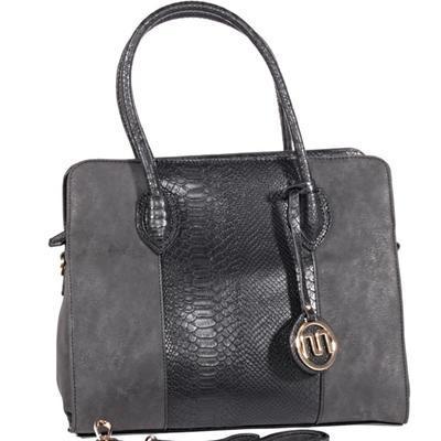 Elegantní černá kabelka Gipy - 1