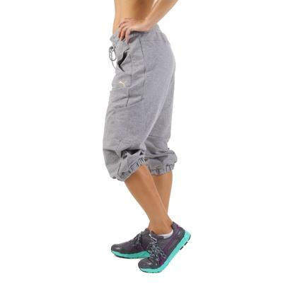 Puma Move 3/4 Sweat Pants šedé - 1