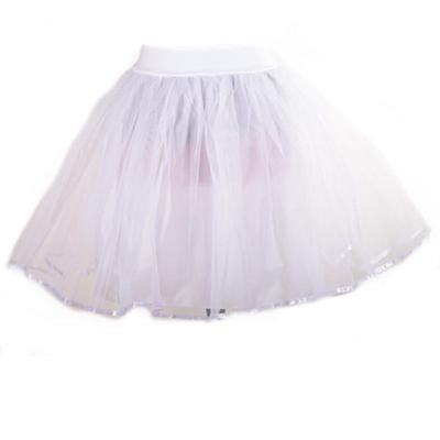 Bílá tutu sukně Adriana - 1