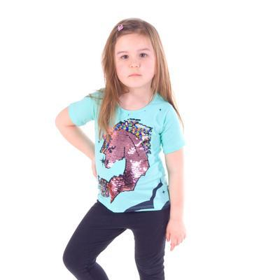 Měnící dívčí tričko Danica - 1