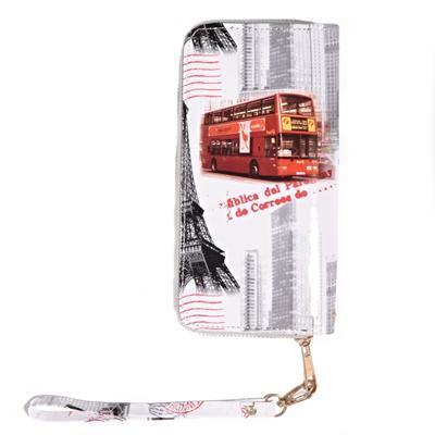 Dámska peňaženka na zips Patricie - 1