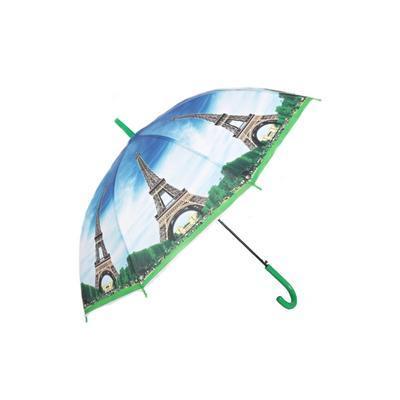 Dámsky zelený dáždnik Felix - 1