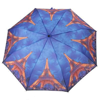 Malý skladací dáždnik Robert motív Eiffelova veža - 1