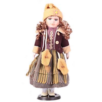 DOLL porcelánová panenka Oria 40 cm