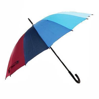 Vystřelovací holový deštník Duha - 2