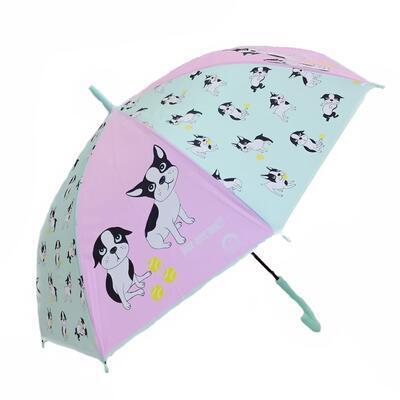 Vystřelovací deštník Maxík zelený - 2