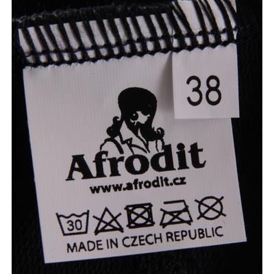Funkčné legíny Afrodity čierne - 2