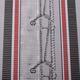 Gumová kúpeľňové rohož 65cm Provaz - 2/2