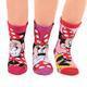 Klasické dívčí ponožky Minnie Mouse P4a - 2/3