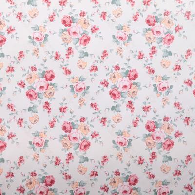 Umývateľný obrus motív Flowers metráž - 2