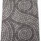 Gumová koupelnova rohož 65cm Dlažba - 2/2