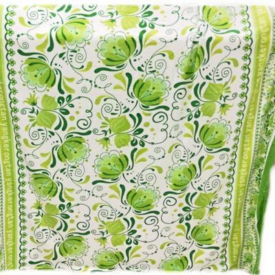 Hřejivá deka Brenda 200 x 230 zelená - 2