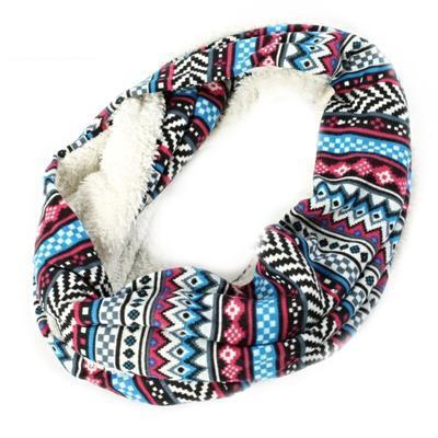 Zimní šátek Barbara - 2