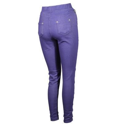 Zimní kalhotové legíny Dylen modré - 2