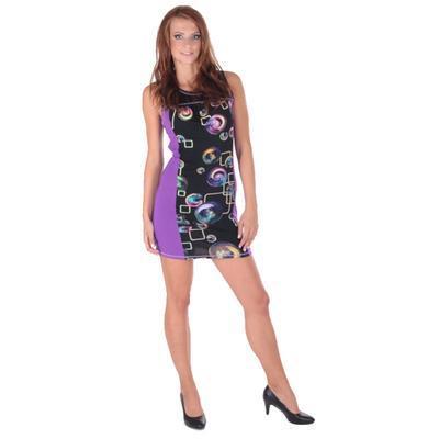 Luxusní letní šaty Lila - 2
