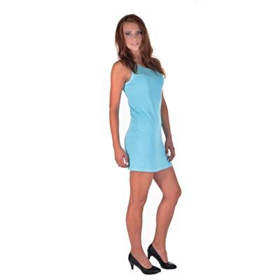 Letné šaty Pandora svetlo modré - 2