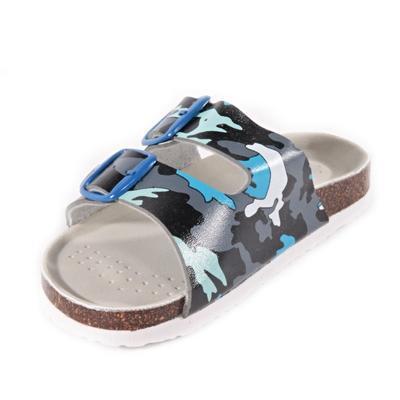Detské papuče Army modré - 2