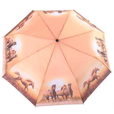 Skládací deštník Kyra - motiv koně - 2