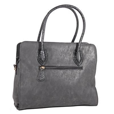 Elegantní černá kabelka Gipy - 2