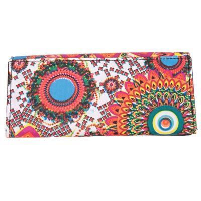 Luxusná dámska peňaženka Ella oranžová - 2