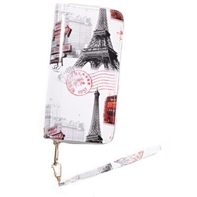 Dámska peňaženka na zips Patricie - 2