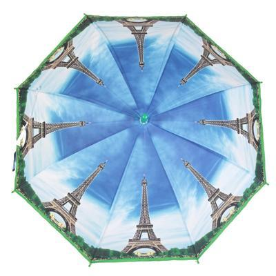 Dámsky zelený dáždnik Felix - 2