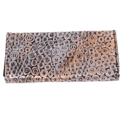 Štýlová dámska peňaženka Silva zlatá - 2