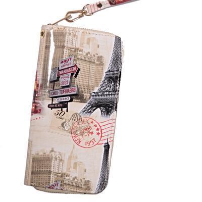 Štýlová dámska peňaženka Amelie - 2