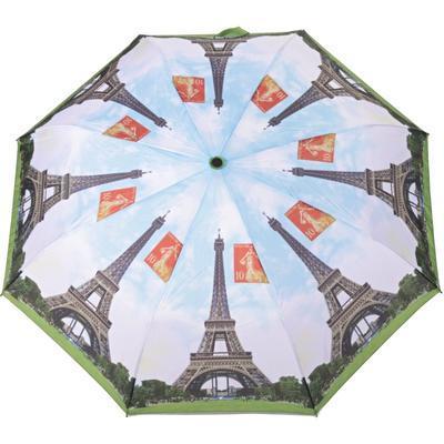 Malý skladací dáždnik Miles motív Eiffelova veža - 2