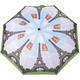 Malý skladací dáždnik Miles motív Eiffelova veža - 2/2