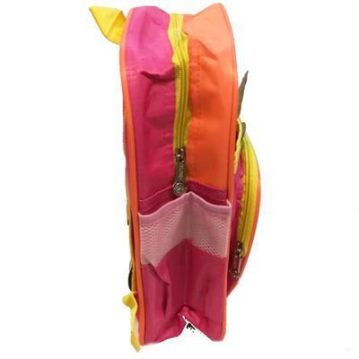 Dětský růžový batoh Riky - 2