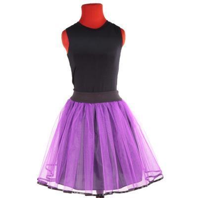Tutu dámská sukně Marta fialová - 2