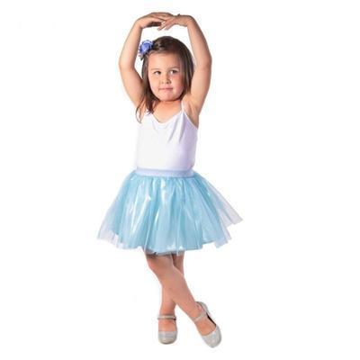 Dívčí modrá tutu sukně Lott - 3