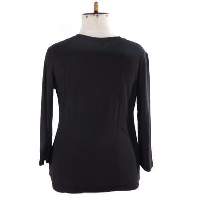 Dámské tričko Riky černé - 3