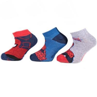 Klučičí nízké ponožky Spider-Man P8b - 3