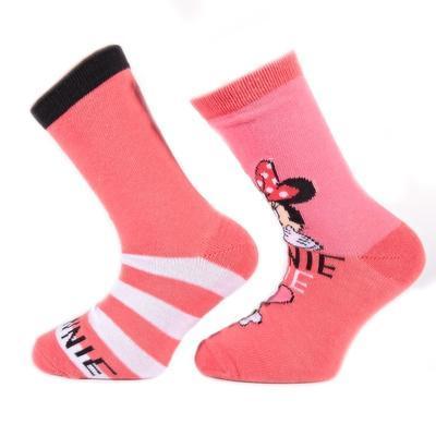 Holčičí klasické ponožky Minnie Mause P3a CR - 3