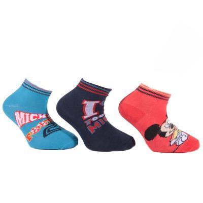 Dětské kotníkové ponožky Mickey Mause P5a - 3