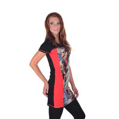 Pestré letné šaty Enya - 3
