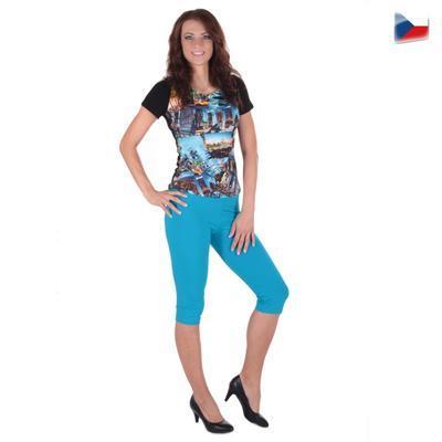 Dievčenské tričko Baily s moderným potlačou - 3