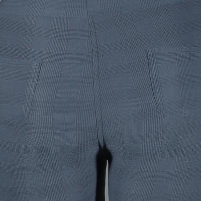Zimní kalhotové legíny Kessi tmavě šedé - 3